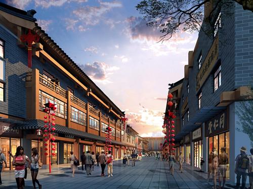 中国--青城山文化旅游综合体