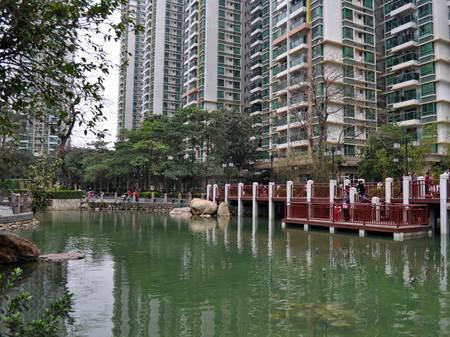深圳廊桥花园